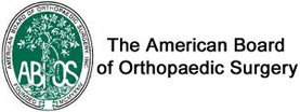 American Board of Orthopeadic Surgery
